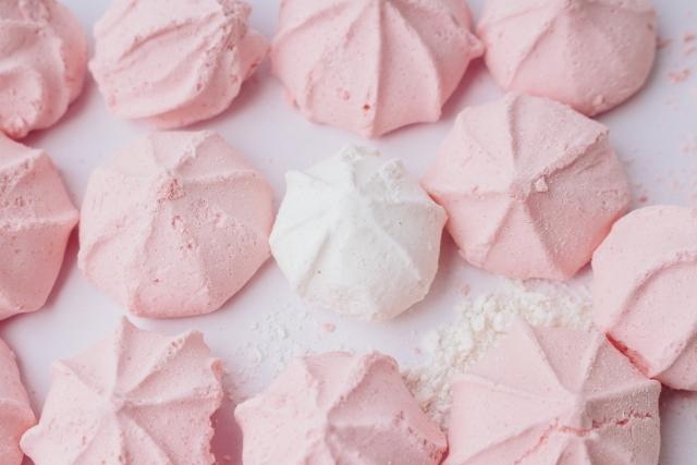 【クックルン】メレンゲソフトクリームのレシピ・作り方|クッキーも2020年12月3日ほか