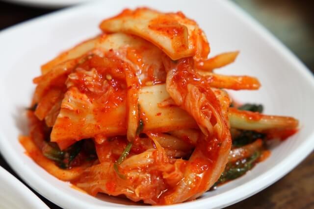 きょうの料理|切り漬け白菜キムチの作り方・レシピ@重信初江さん-2020年12月14日-